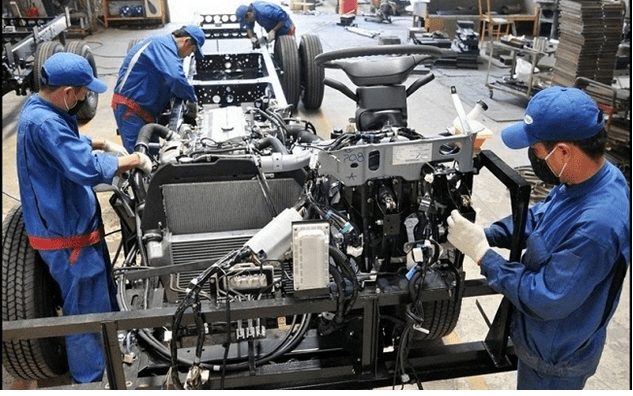 Manufacture is good for foreign investment
