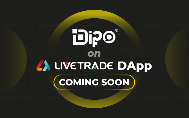 DIPO model to be launched on LiveTrade DApp