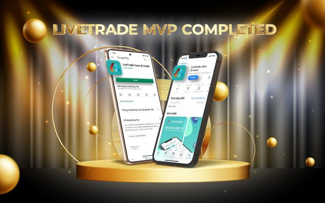 Official Announcement: LiveTrade MVP completed